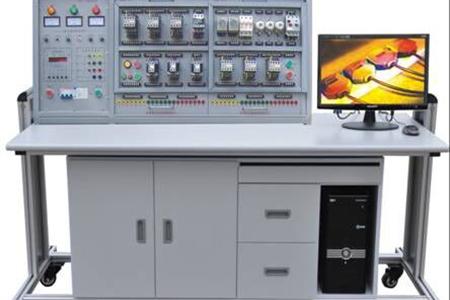 电力拖动·PLC·变频调速技能实训装置