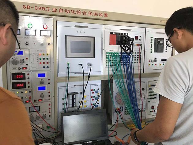 工业自动化综合实训室设备